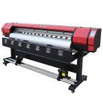 เครื่องพิมพ์ดิจิตอลหัวพิมพ์ดิจิตอลหัวพิมพ์สองหัวขนาด 1.8 ม. DX5 WER-ES1901