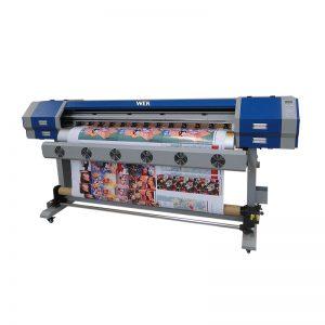 1680 หัว dx5 5113 หัวพิมพ์ดิจิตอลสิ่งทอเสื้อยืดพิมพ์เครื่องเสื้อยืดเครื่องพิมพ์ถ่ายโอนความร้อน WER-EW160