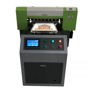 2018 ผลิตภัณฑ์ใหม่ 8 สี inkjet a1 6090 uv flatbed printer