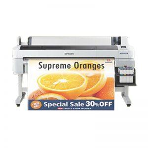 เครื่องพิมพ์ตัวทำละลายเชิงนิเวศของ EPSON B6080 / B7080 Professional