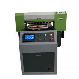 ผลิตในประเทศจีนราคาถูก uv flatbed printer 6090 เครื่องพิมพ์ขนาด A1