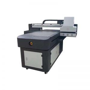 WER-ED6090UV เครื่องพิมพ์อิงค์เจ็ทดิจิตอลมัลติฟังก์ชั่นขนาดใหญ่ 3D เครื่องพิมพ์เซรามิก UV