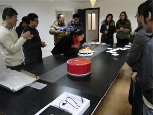 วันเกิดของพนักงานปี 2015