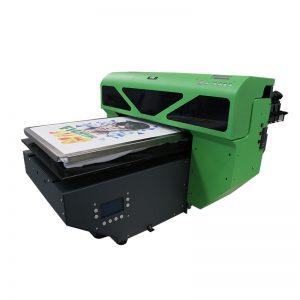 เครื่องพิมพ์ UV A4 / A3 / A2 + Tshirt เครื่องพิมพ์แบรนด์ DTG, ตัวแทนจำหน่าย, ตัวแทน WER-D4880T