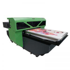 เสื้อยืดพิมพ์ที่มีคุณภาพดีที่สุดโดยตรงไปยังเครื่องพิมพ์สิ่งทอที่มีขนาด A2 WER-D4880T