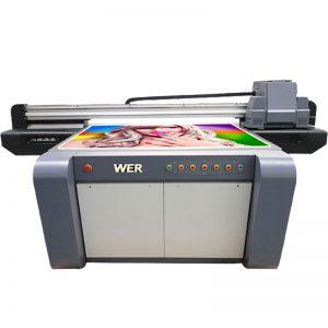 เครื่องพิมพ์แบบดิจิทัลอะคริลิค UV Flatbed printer WER-EF1310UV