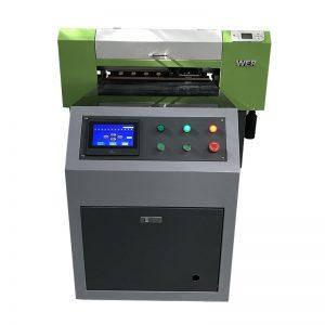 โดยตรงไปยังเสื้อผ้าสิ่งทอผ้าดิจิตอลผ้าพิมพ์เครื่องเสื้อยืด uv เครื่องพิมพ์ WER-ED6090T