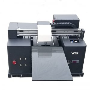 สิ่งทอดิจิตอลที่มีคุณภาพสูงพิมพ์เครื่อง / เสื้อผ้าเครื่อง / a3 ขนาดเสื้อยืดพิมพ์ WER-E1080T