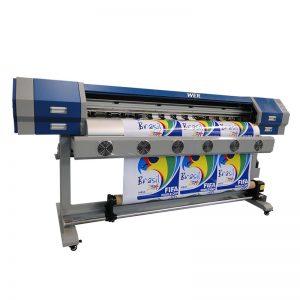 แบบจำลองไวนิลร้อนแบบกำหนดเองสี multicolor ดิจิตอลพิมพ์เสื้อ WER-EW160