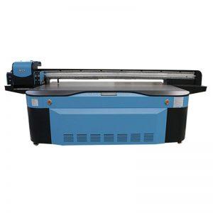 เครื่องพิมพ์มัลติคัลเลอร์ 3D นำเครื่องพิมพ์ uv flatbed printer ราคาขาย WER-G2513UV