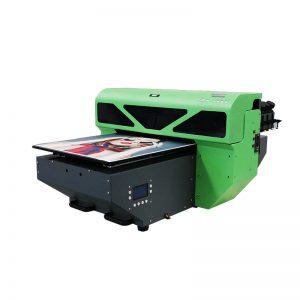 เสื้อยืดพิมพ์ DTG ขนาด A2 ขนาดเล็กพิมพ์โดยตรงไปยังเสื้อผ้า WER-D4880T